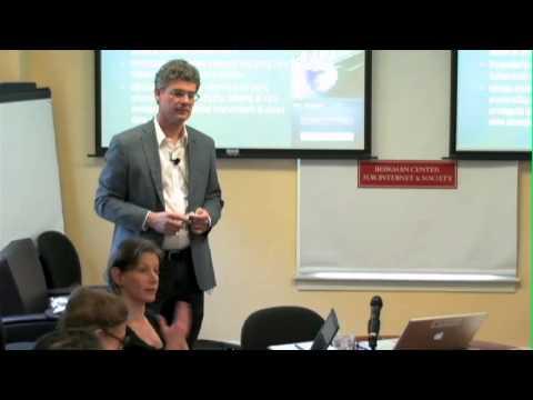 Geoffrey Miller on the Smartphone Revolution in the Behavioral Sciences