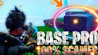THE BASE *MORE PRO* for SCAMEAR, 99.99% DO NOT KNOW #30 - Fortnite Save the World