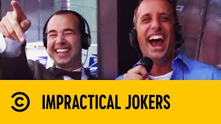 The Top 5 Members Of The Public Reactions | Impractical Jokers