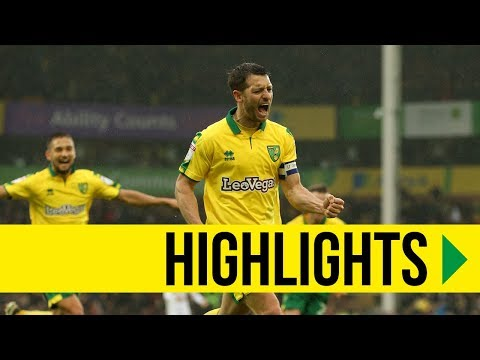 HIGHLIGHTS: Norwich City 2-1 Leeds United