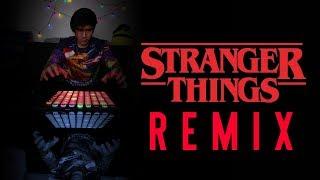 STRANGER THINGS REMIX   Leslie Wai