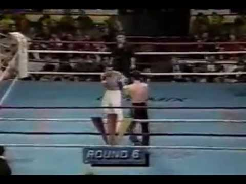 Ricky O'Kane vs Paul Biafore (full contact Karate)