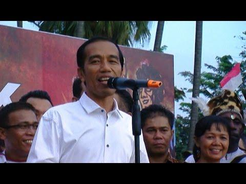 Jokowi Tidur di Kamar Mantan Presiden Soekarno - Hot Shot 25 Oktober 2014