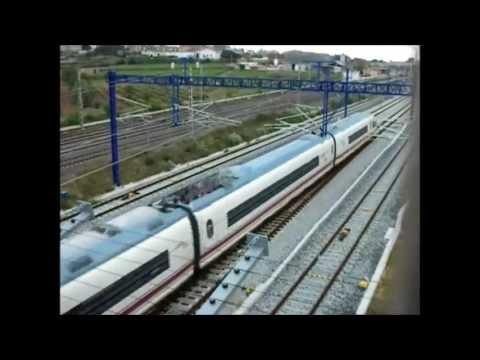 Trenes de Alta Velocidad (AVE - España)
