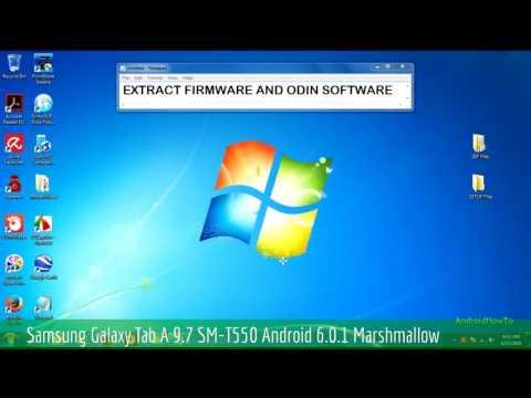 Samsung Galaxy Tab A 9 7 Software Update Videos - Waoweo