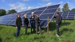 Solceller med teknikklass