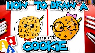 How To Draw A Smart Cookie