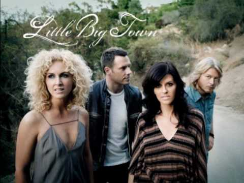 """Evangeline""-Little Big Town(song)"