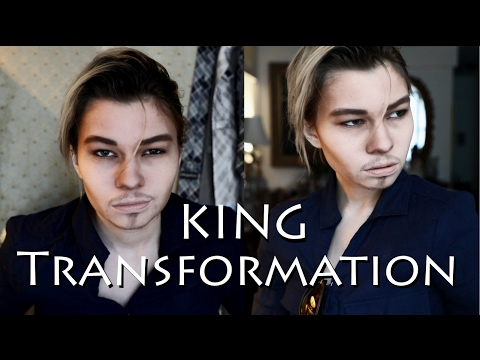 BECOMING A DRAG KING