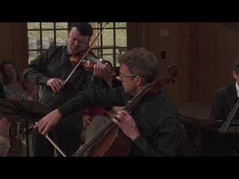 Tchaikovsky: Piano Trio A minor Op 50 - Sudbin, Gluzman, Moser