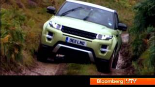 Range Rover Evoque review by Autocar India