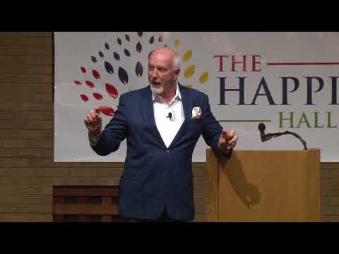 Mark Victor Hansen at The Happiness Hall Of Fame