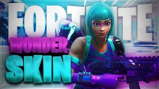 How To Get NEW *EXCLUSIVE* WONDER SKIN in Fortnite (Easiest & Cheapest Method)