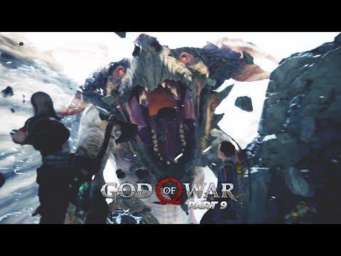 God of War (2018) - Part 9 - THE LIGHTNING DRAGON (God of War 4)