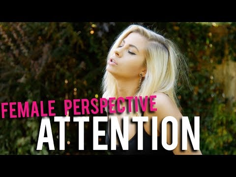 Charlie Puth  Attention FEMALE PERSPECTIVE Andie Case