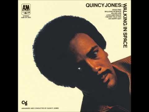 Quincy Jones ~ Love And Peace (1969)