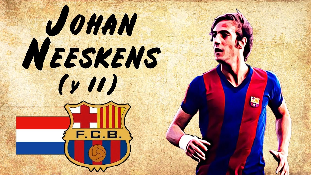 Leyendas FC Barcelona E02 | JOHAN NEESKENS (y II)