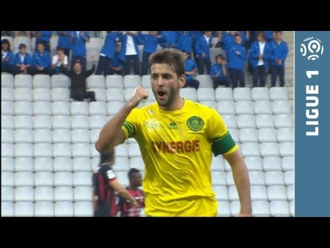 Goal Filip DJORDJEVIC (27') - FC Nantes - OGC Nice (2-0) - 2013/2014