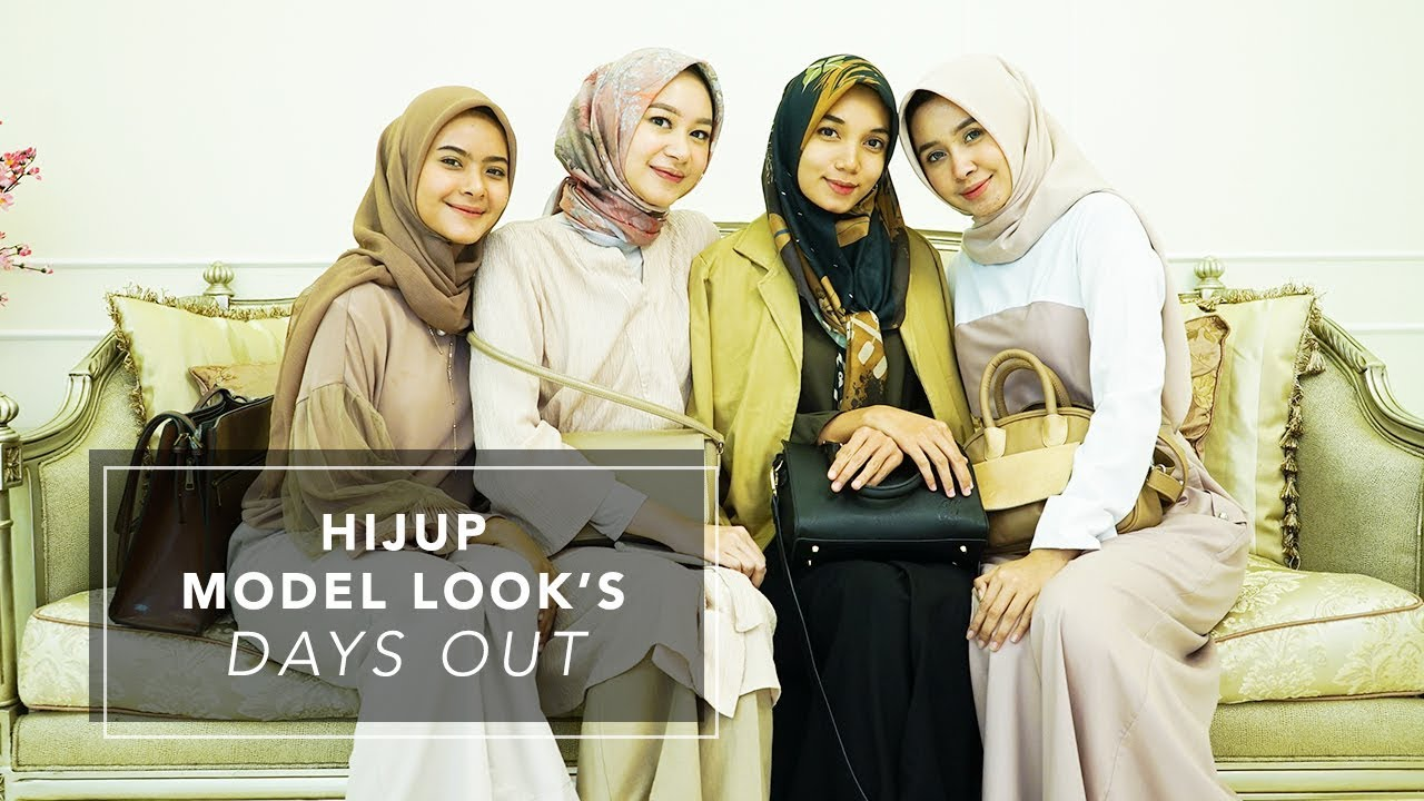 HIJUP Model Look's Days Out - YouTube