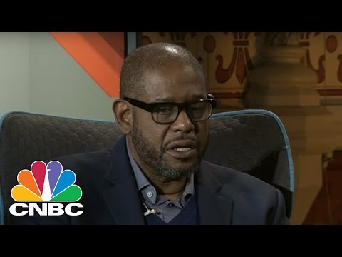 Oscar-Winner Forest Whitaker On Polarization In The US   CNBC