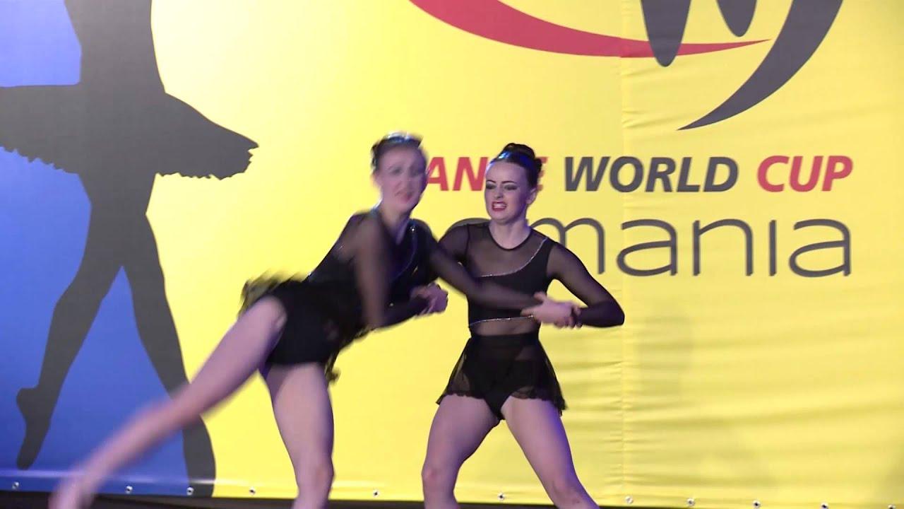 Duet chandelier dance world cup 2015 youtube duet chandelier dance world cup 2015 arubaitofo Image collections