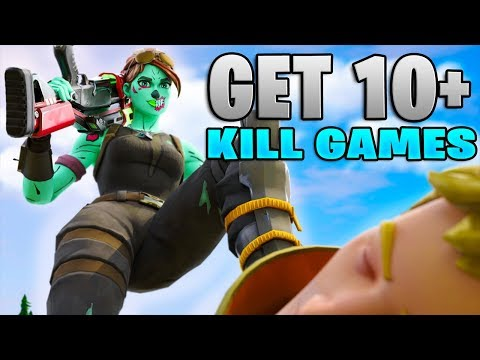 Do THIS To Drop 10+ Kill Games In Fortnite Chapter 2! (Fortnite High Kill Game Tips)