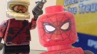 LEGO Человек-Паук: Возвращение домой трейлер #3