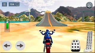 Extreme Bike Stunts 3D Motor Games Gameplay Android