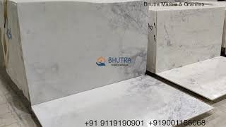 White Marble Manufacturer | Bhutra Marble | 50-150₹PSF, +91 9119190901 Makrana White Marble Dealers