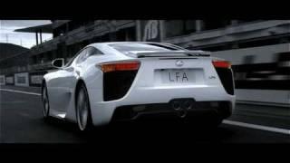 Lexus LFA Official Video