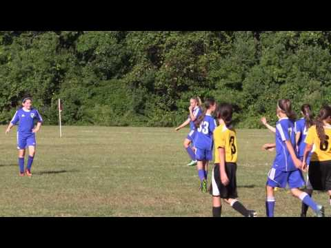 Skyler's 5 Goal Game!