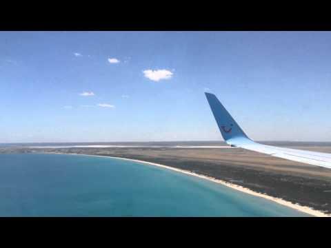 Landing Enfidha Tunisia  2014