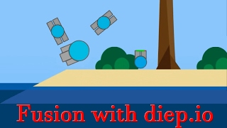 Deeeep.io all animals    Fusion with diep.io    New animals    Funny, hack & troll