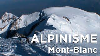 Mont-Blanc 2010 Voie Normale refuge du Goûter Saint-Gervais Mont-Blanc alpinisme - 7988