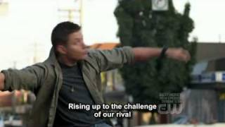 Eye of the Tiger - Supernatural (Lyrics)