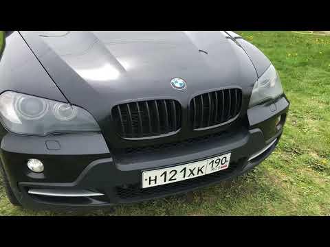 BMW Х5 (е70) 3.0 Бензин. Честный отзыв!