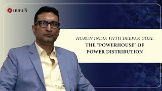 "Deepak Goel - The ""Powerhouse"" of Power Distribution"