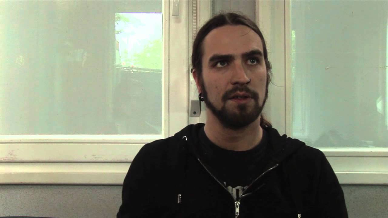 Finntroll interview - Mathias (part 1) - YouTube