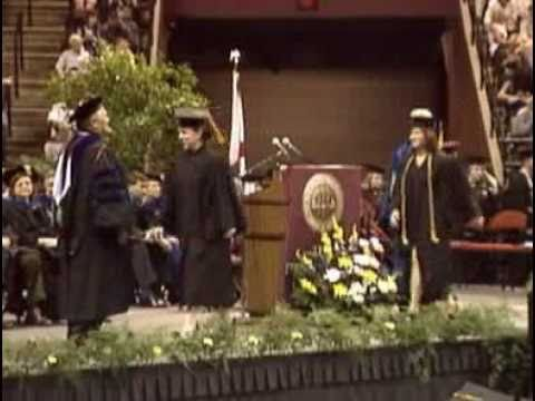 Alli Speed's Graduation