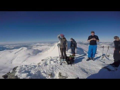 Topptur Trolltind, Norway 03/2016  -  HD