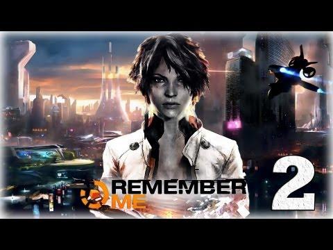 Смотреть прохождение игры Remember me. Серия 2 - Игра в бога.