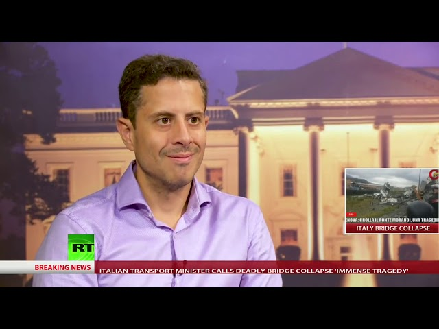 Keiser Report featuring Dr. Saifedean Ammous