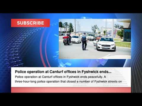 Police operation at Canturf offices in Fyshwick ends peacefully, Same-sex... Australia Breaking News
