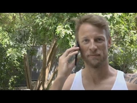 Channel 4 - 2017 Russian Grand Prix - Jenson Button Interview