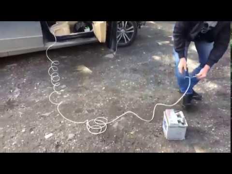 Взрыв подушек безопасности на Passat B6
