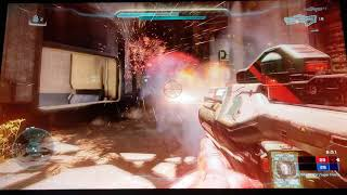 Halo 5 Guardians: Super Fiesta - Overgrowth Pt 2. (2160p) 4K gameplay