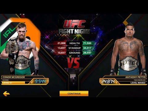 (UFC 223 SuperFight)  Conor Mcgergor vs  Anthony Pettis Lightweight Championship
