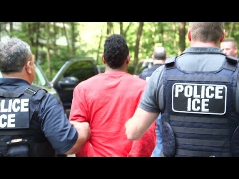 This is what a deportation looks like
