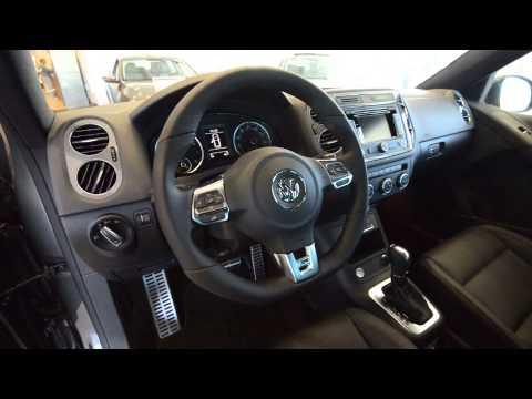 2014 Volkswagen Tiguan R-Line 4MOTION ALL NEW Sport at Trend Motors VW in Rockaway, NJ