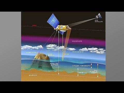 Earthdata Webinar: NASA Space Geodesy Data for Precise Orbit Determination of Altimeter Satellites